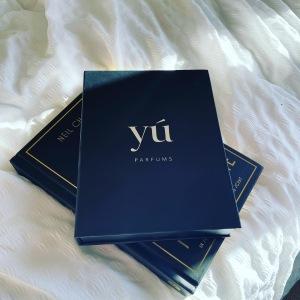 Yu Parfume perfume selection box exterior